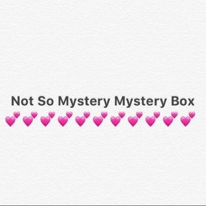 ❗️All NEW❗️Mystery Box